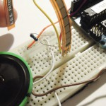 Haut-parleur + Flexomètre