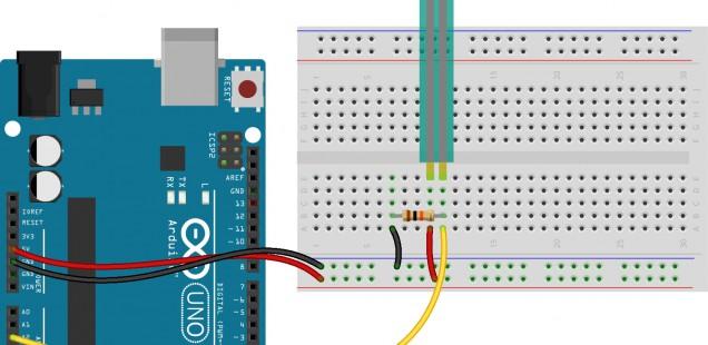 Capteurs Pression, Temperature, Distance