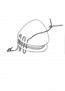 shéma couture capteur
