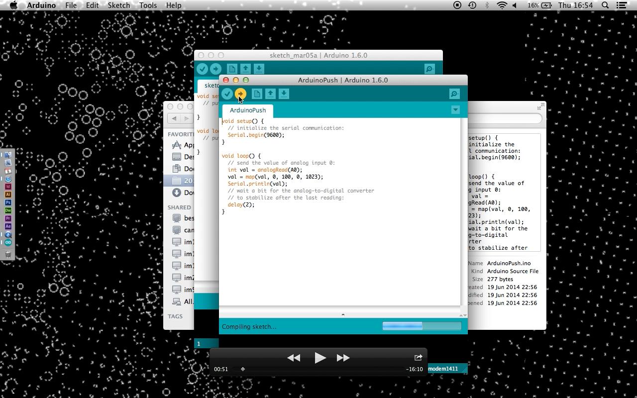 code arduino