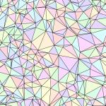 Broderie Voronoi