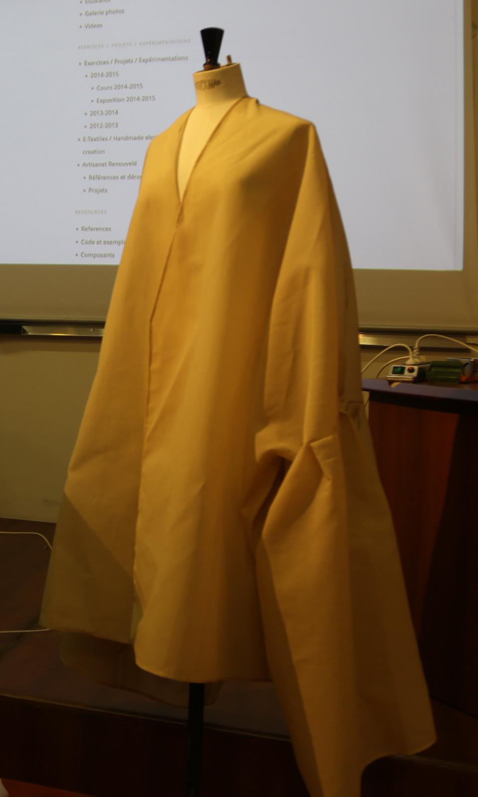 Vêtement final