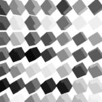 Motif de Cube - Processing