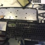 Keyboard hacking- Le Poulpe Paraphile